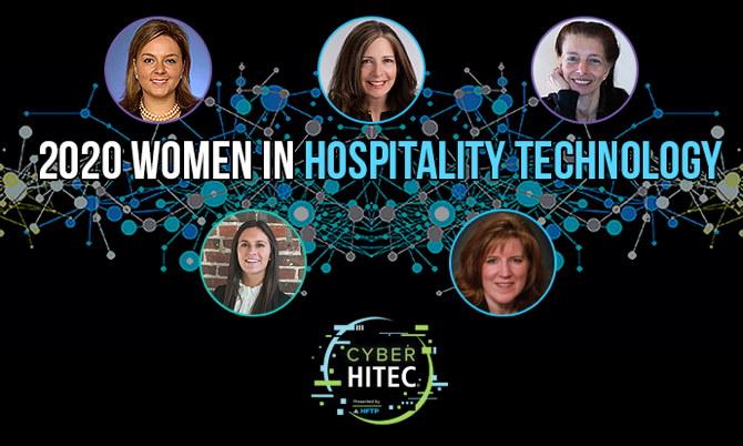 Women in Hospitality Technology banner