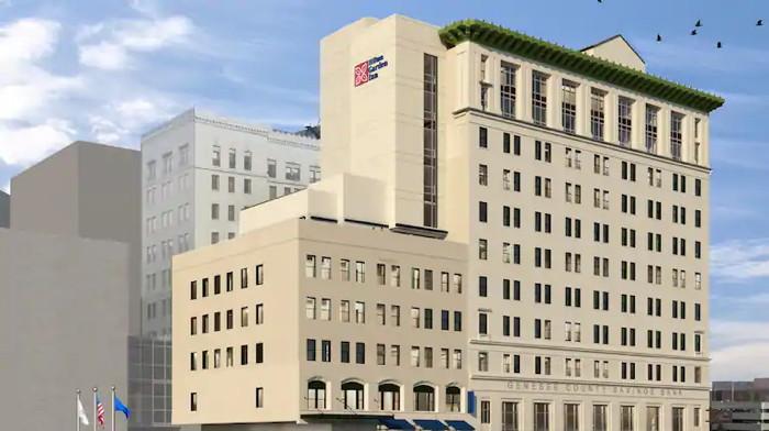 Hilton Garden Inn Flint Downtown - Exterior