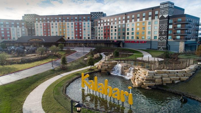Kalahari Resorts and Conventions Round Rock - Exterior