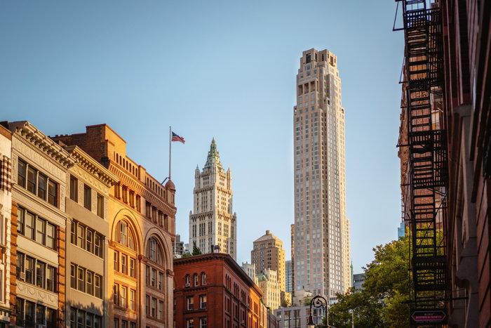 Four Seasons Hotel New York Downtown - Exterior