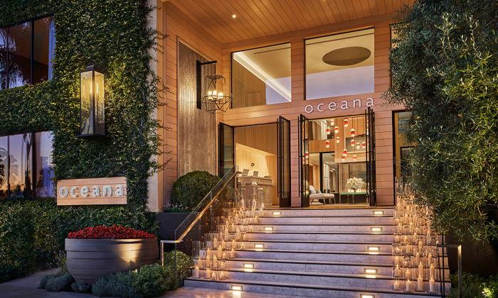 Oceana Santa Monica - Entrance