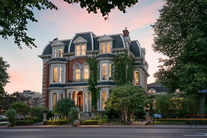 Mansion on Delaware Avenue