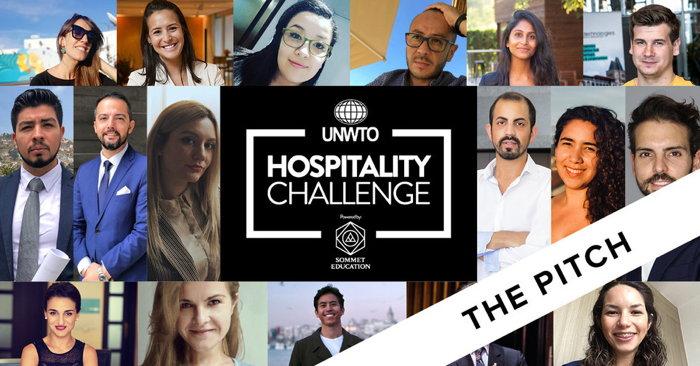 UNWTO Hospitality Challenge poster
