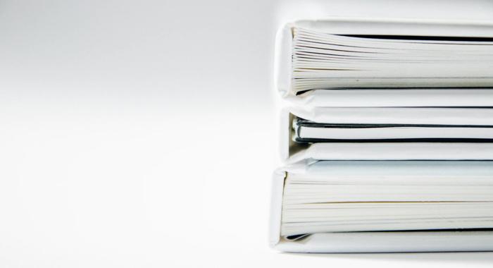 Folder stack - Unsplash