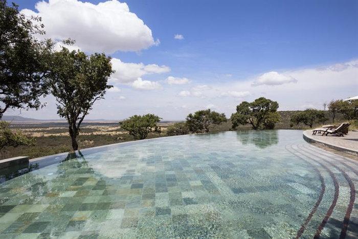 Meliá Serengeti Lodge - Pool