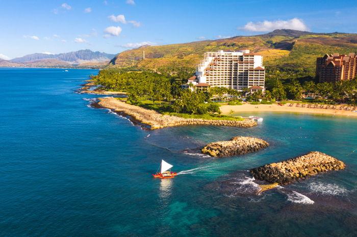 Four Seasons Resort Oahu at Ko Olina - Aerial view