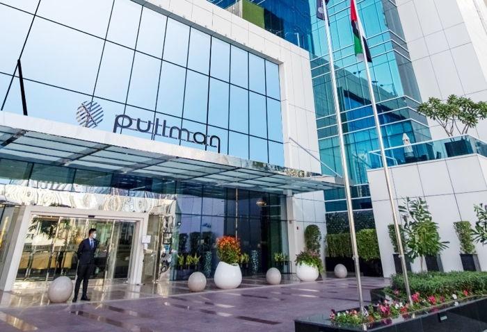 Pullman Hotel - Entrance