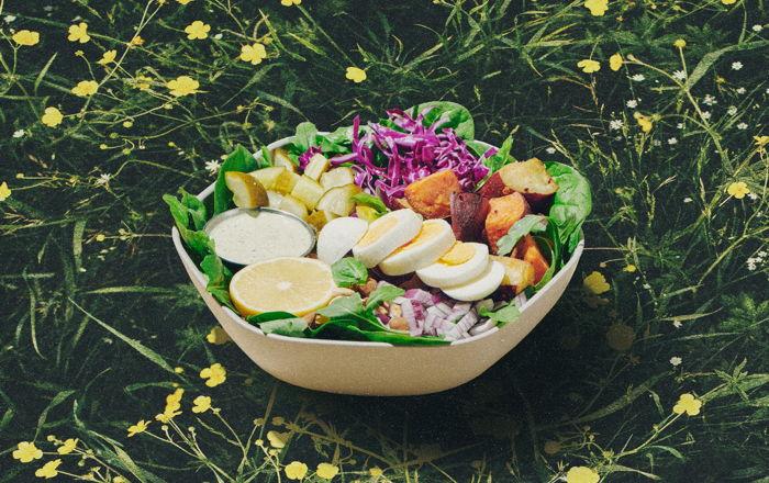 A Sweetgreen salad