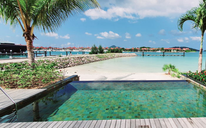 JA Enchanted Waterfront Villas - Pool
