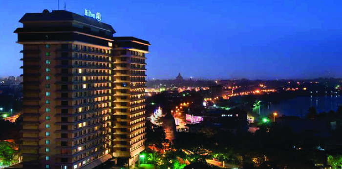 Hilton Liya Diriya - Exterior