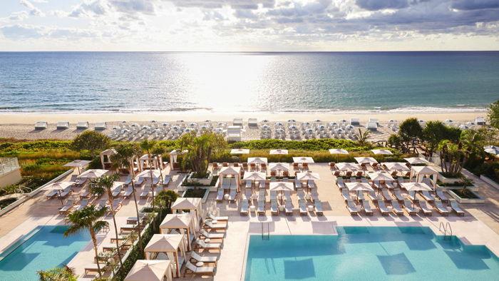 Four Seasons Resort Palm Beach - Ocean view