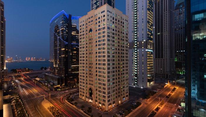 Marriott Executive Apartments City Center Doha - Exterior
