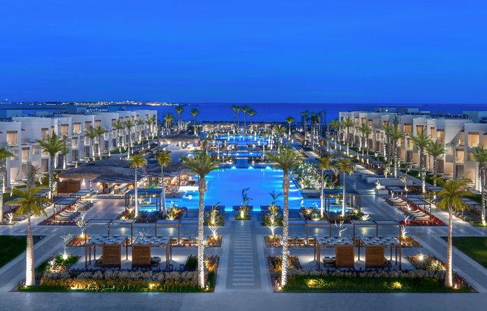 Steigenberger Resort Ras Soma - Pool