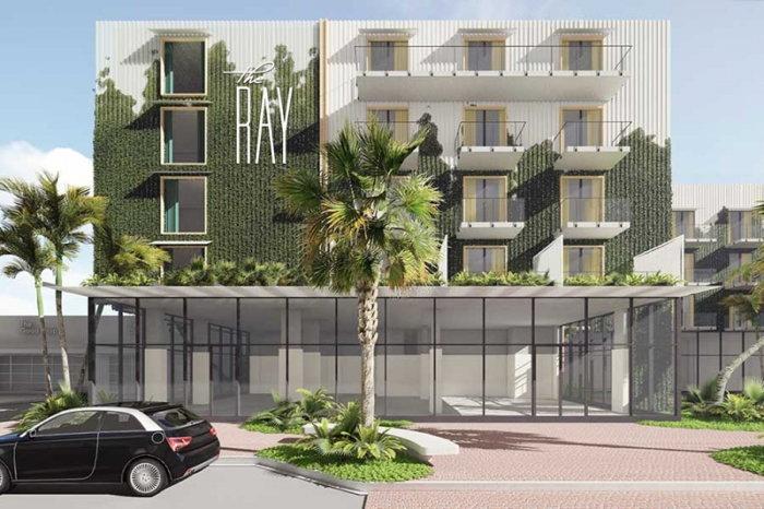 The Ray Hotel Delray Beach - Exterior
