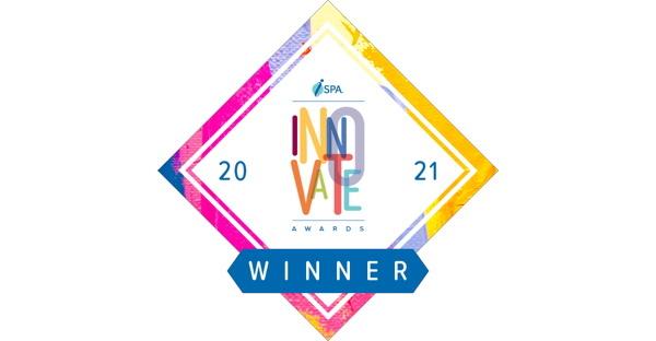 ISPA Innovate Awards badge