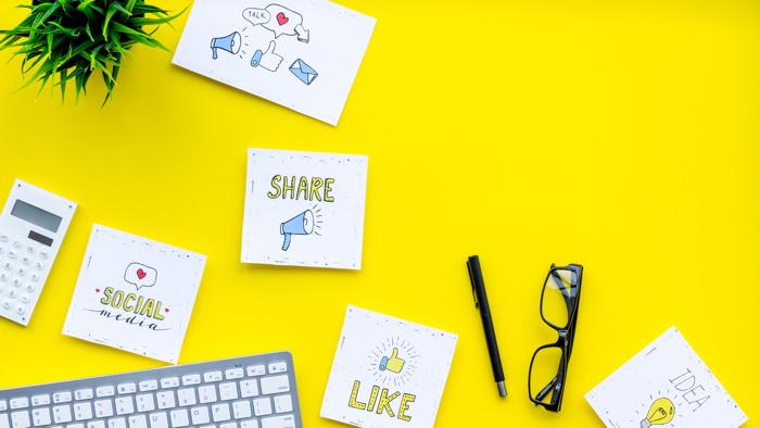 Graphic - digital marketing concept - Source UNWTO