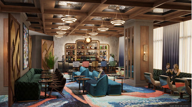 The Opus, Westchester, an Autograph Collection Hotel - Bar