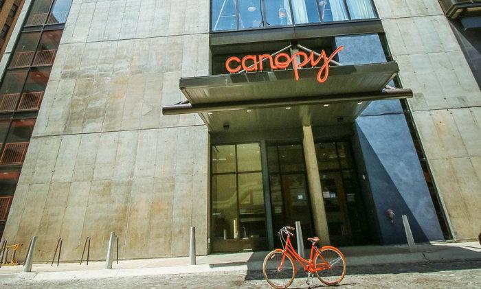 Canopy by Hilton San Antonio Riverwalk - Entrance