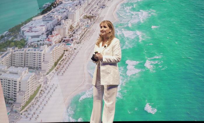 World Travel & Tourism Council President & CEO Gloria Guevara