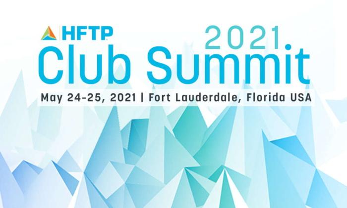 HFTP Club Summit banner