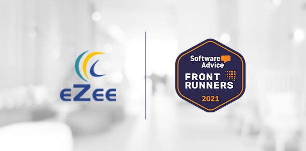 eZee and Software Advice logos