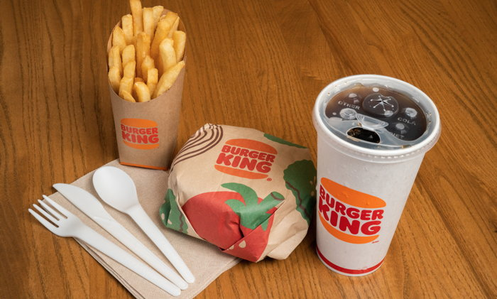 Burger King products