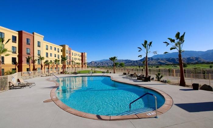 Staybridge Suites Cathedral City Palm Springs - Pool