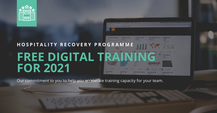 Hospitality Recovery Programme banner