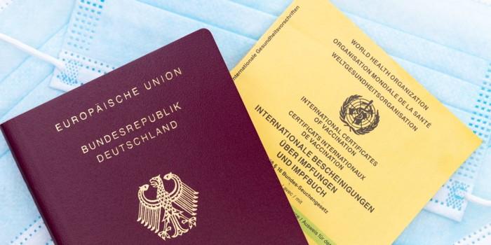 A German passport - Source HSMAI