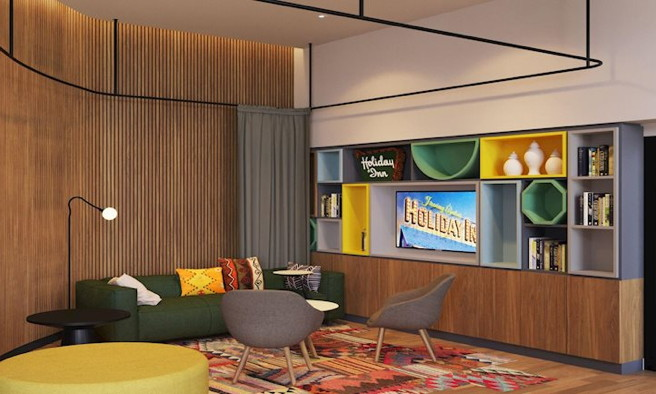 Holiday Inn Yerevan-Republic Square - lounge