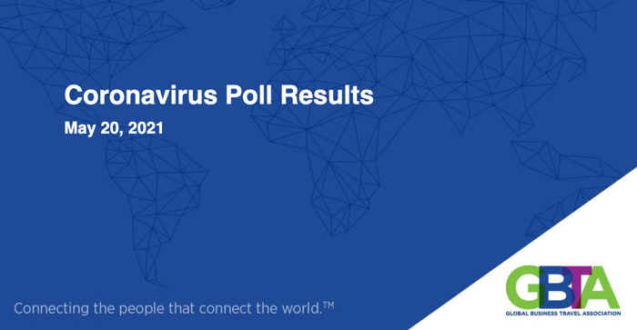 GBTA Poll report cover