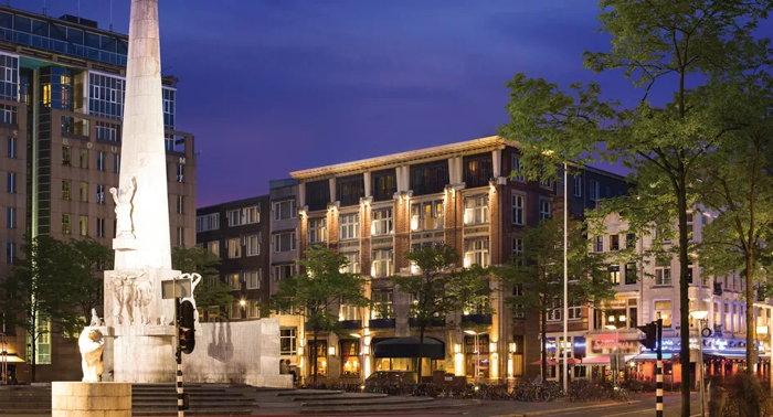 Anantara Grand Hotel Krasnapolsky Amsterdam - Exterior