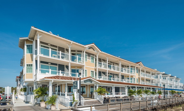 Ocean Suites Bethany Beach, Residence Inn - Exterior