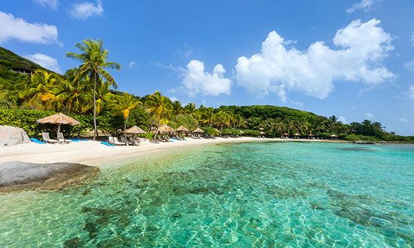 Unnamed Caribbean destination - Source WTTC