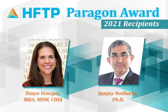 HFTP Paragon Award winners