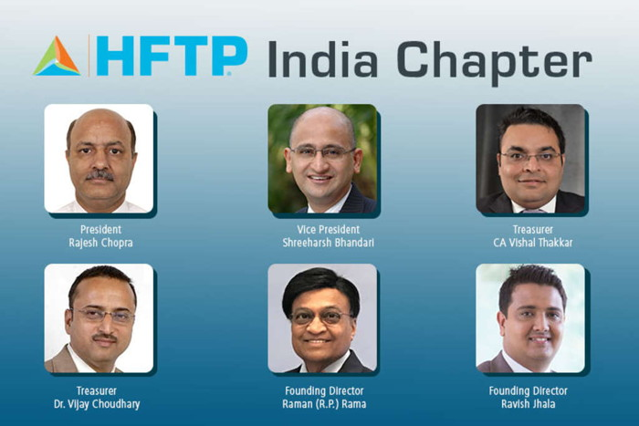 HFTP India Chapter membrs