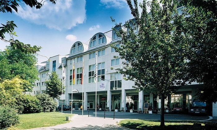 Hilton Mainz City - Exterior