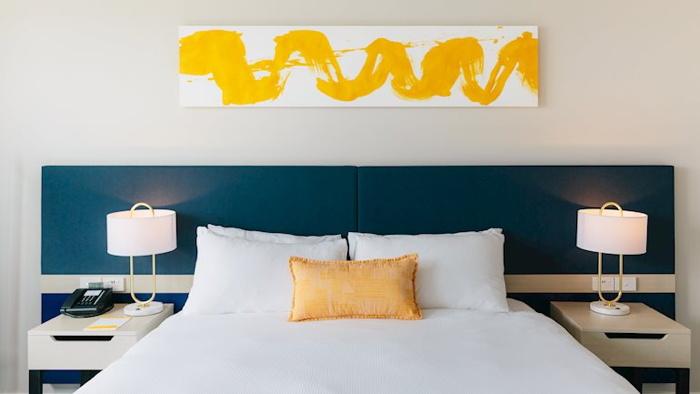 Guestroom at the voco Gold Coast Hotel