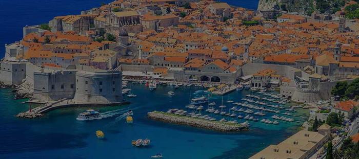 Mediterranean town - Source ForwardKeys