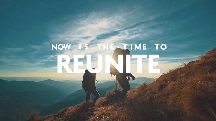 WTTC Reunite campaign banner