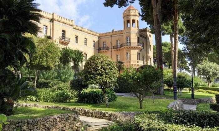 Villa Igiea - Exterior