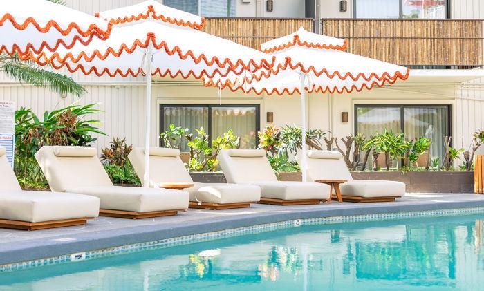 White Sands Hotel (Honolulu, Hawaii) - Pool