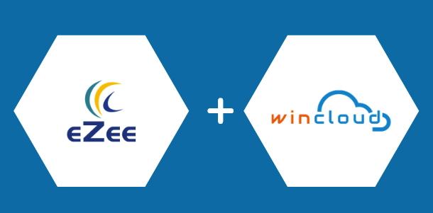 eZee and WINCLOUD logos