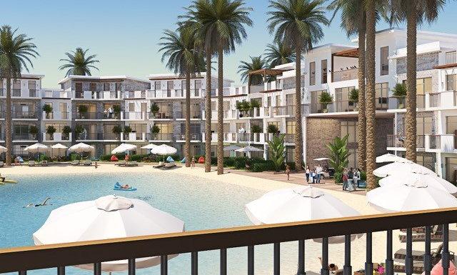 Rendering of the The Steigenberger Alora Resort