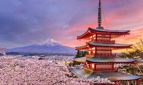 Unnamed Japanes destination - Source WTTC
