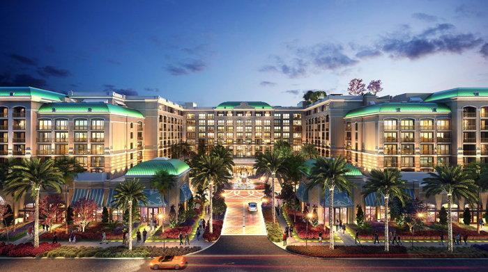 The Westin Anaheim Resort - Exterior