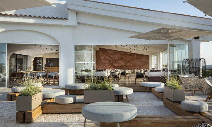 The Local Porto Rotondo - Terrace