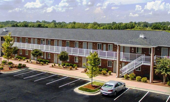 Affordable Corporate Suites Kannapolis North Carolina - Exterior