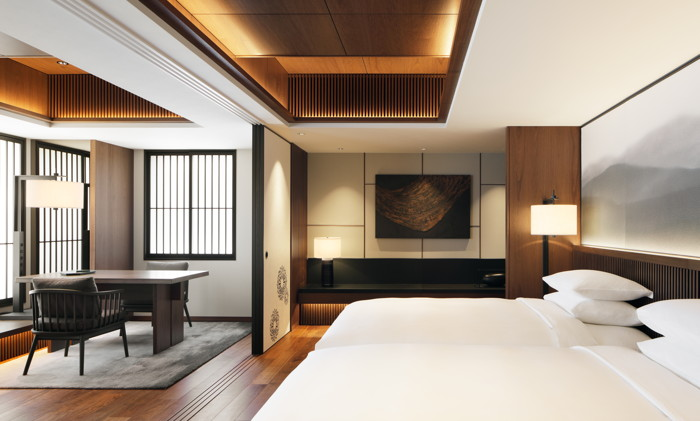 Chapter Suite at Hiyori Chapter Kyoto, a Tribute Portfolio Hotel