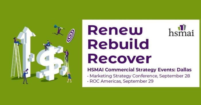 HSMAI Revenue Optimization Conference banner